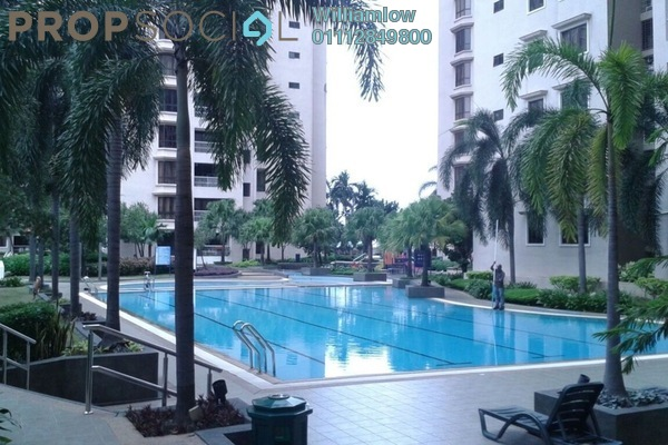 For Rent Condominium at Casa Tropicana, Tropicana Leasehold Semi Furnished 2R/2B 2.2k