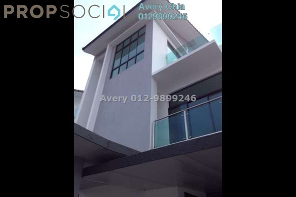 For Sale Terrace at Denai Alam, Shah Alam Freehold Unfurnished 5R/6B 1.9m