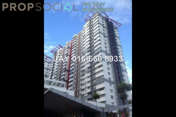 For Sale Condominium at Koi Kinrara, Bandar Puchong Jaya Freehold Semi Furnished 5R/4B 800k