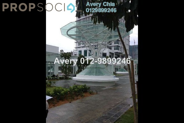 For Sale SoHo/Studio at Sunway Nexis, Kota Damansara Leasehold Semi Furnished 1R/1B 1m