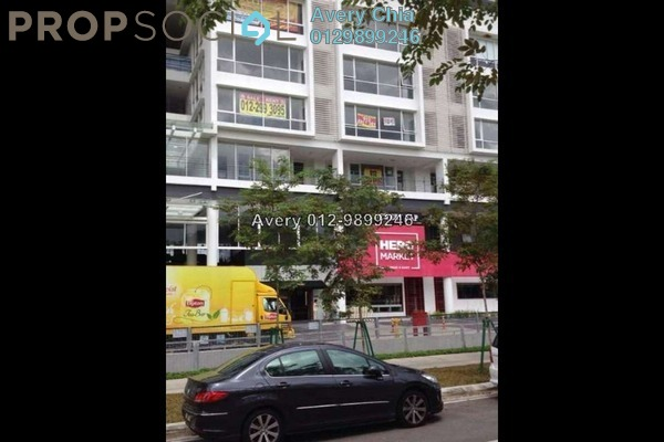 For Rent Shop at Ativo Plaza, Bandar Sri Damansara Freehold Fully Furnished 1R/0B 10k