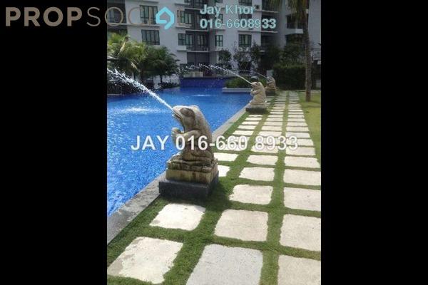 For Sale Condominium at Atmosfera, Bandar Puchong Jaya Freehold Semi Furnished 3R/2B 630k