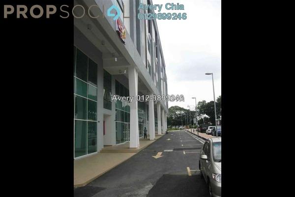 For Rent Shop at Sinaran TTDI, TTDI Freehold Unfurnished 0R/2B 8.5k