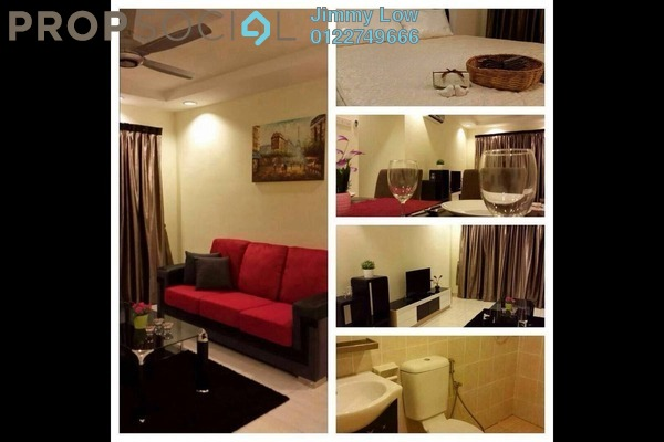 For Rent Condominium at Green Avenue, Bukit Jalil Freehold Fully Furnished 3R/2B 2.3k
