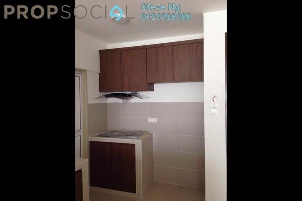 For Rent Condominium at Platinum Lake PV13, Setapak Leasehold Semi Furnished 3R/2B 2.1k