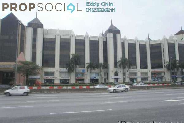 For Sale Office at IOI Business Park, Bandar Puchong Jaya Leasehold Semi Furnished 2R/2B 480k