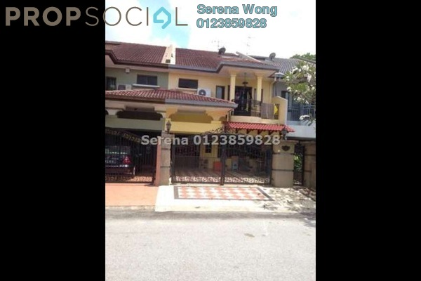 For Sale Terrace at BU7, Bandar Utama Freehold Semi Furnished 4R/3B 1.68m