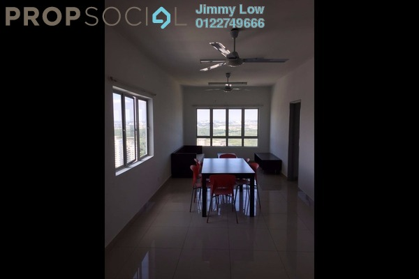 For Rent Condominium at Casa Residenza, Kota Damansara Leasehold Semi Furnished 3R/2B 1.8k