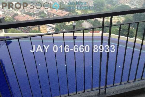 For Sale Condominium at Sky Vista Residensi, Cheras Freehold Semi Furnished 3R/3B 810k