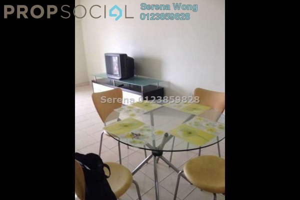 For Rent Condominium at Surian Residences, Mutiara Damansara Freehold Fully Furnished 3R/3B 4.3k