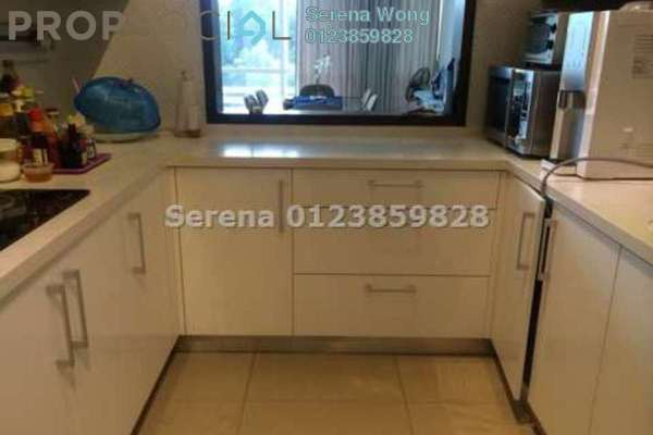For Rent Condominium at Surian Residences, Mutiara Damansara Freehold Semi Furnished 4R/4B 4k