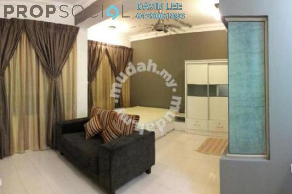 For Rent SoHo/Studio at Ritze Perdana 1, Damansara Perdana Leasehold Fully Furnished 1R/1B 1.3k