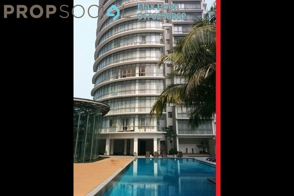 For Rent Condominium at Twins, Damansara Heights Freehold Fully Furnished 2R/2B 3.3k