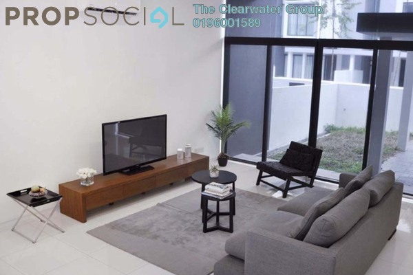For Rent Terrace at Blu Constellation, Seri Kembangan Leasehold Semi Furnished 4R/4B 4.5k