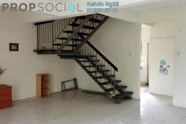 For Sale Terrace at Taman Lestari Putra, Bandar Putra Permai Leasehold Semi Furnished 4R/3B 500k