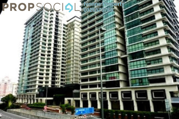 For Rent Office at Northpoint, Mid Valley City Leasehold Unfurnished 0R/0B 8.5k