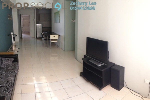 For Sale Condominium at Rhythm Avenue, UEP Subang Jaya Freehold Fully Furnished 3R/2B 440k