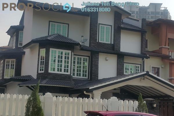 For Sale Terrace at Taman Subang Mewah, UEP Subang Jaya Leasehold Semi Furnished 7R/5B 2.58m