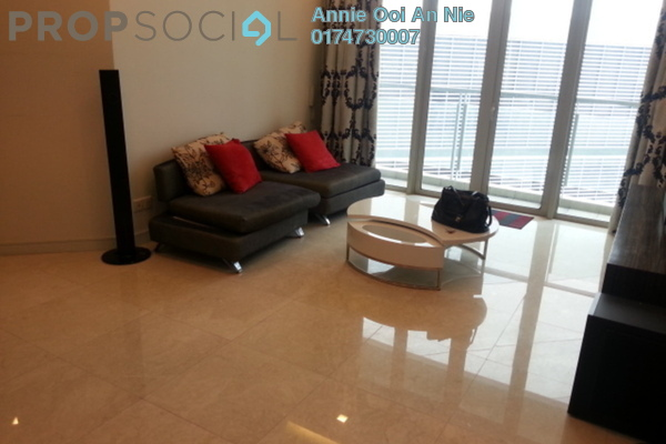 For Rent Condominium at Marc Service Residence, KLCC Freehold Fully Furnished 3R/3B 6.5k