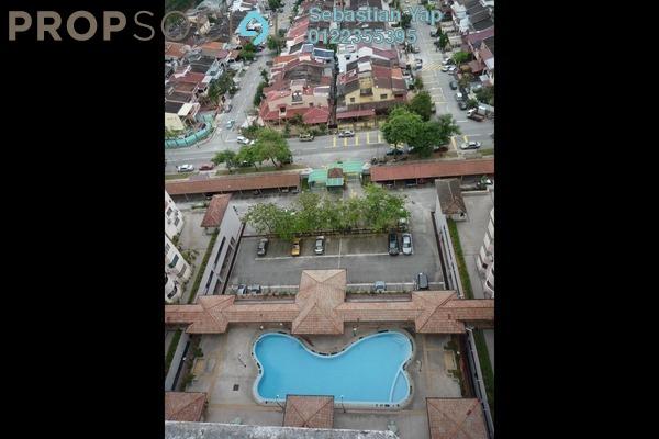 For Sale Condominium at BAM Villa, Cheras Leasehold Unfurnished 2R/2B 363k