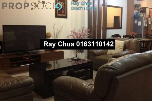 For Sale Terrace at Mutiara Puchong, Puchong Leasehold Semi Furnished 5R/4B 870k