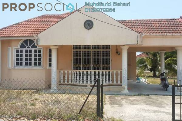 For Sale Bungalow at Kampung Jaya Setia, Kota Bharu Freehold Semi Furnished 4R/2B 300k