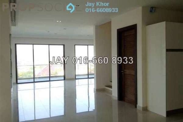 For Sale Semi-Detached at Amberhill, Melawati Freehold Semi Furnished 5R/5B 2.45m