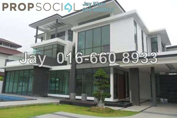 For Sale Semi-Detached at Grandville, UEP Subang Jaya Leasehold Semi Furnished 6R/6B 2.35m