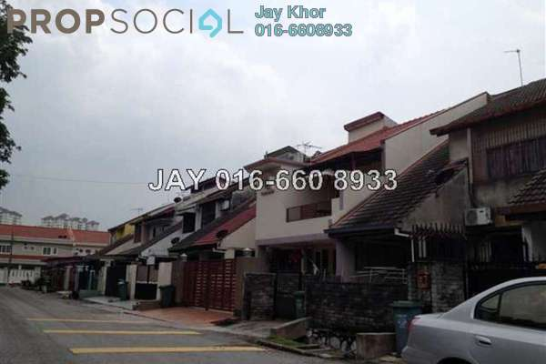 For Rent Terrace at Taman Desa Aman, Cheras Leasehold Semi Furnished 4R/3B 1.7k