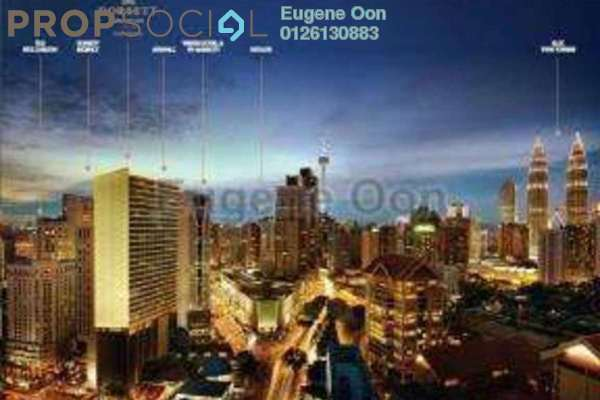 For Sale Condominium at Main Place Residence, UEP Subang Jaya Freehold Unfurnished 3R/2B 800k