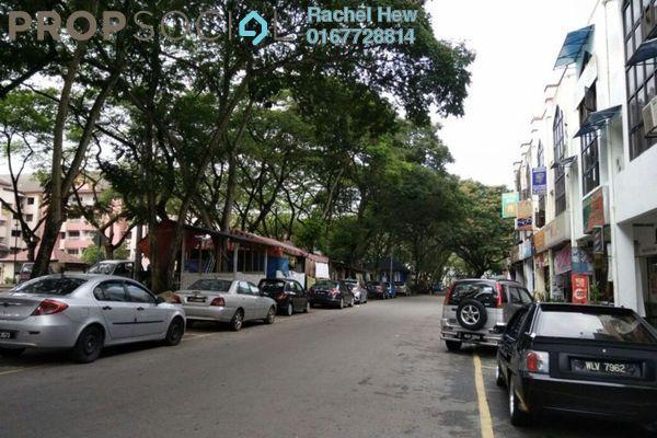 For Rent Shop at Taman Sri Sentosa, Old Klang Road Leasehold Unfurnished 0R/2B 1k