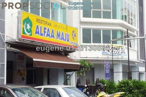 For Sale Shop at Parklane Commercial Hub, Kelana Jaya Leasehold Unfurnished 0R/1B 700k