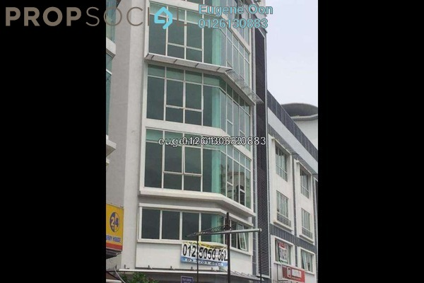 For Sale Shop at Parklane Commercial Hub, Kelana Jaya Leasehold Unfurnished 0R/0B 3.6m