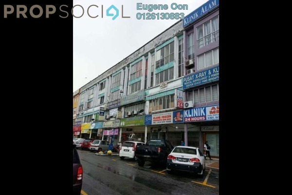 For Sale Shop at Taman Sri Muda, Shah Alam Freehold Unfurnished 0R/0B 1.2m