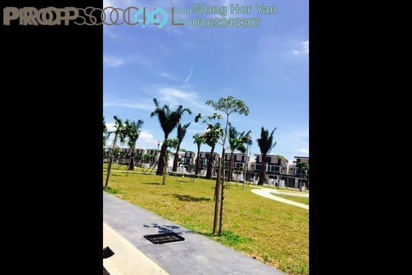 For Rent Terrace at Lakeside Residences, Puchong Leasehold Semi Furnished 4R/3B 1.7k