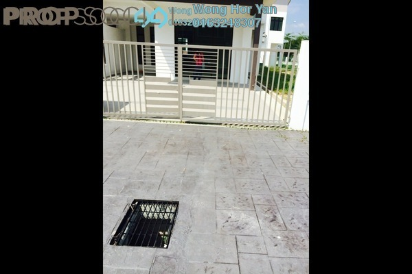 For Rent Terrace at Lakeside Residences, Puchong Leasehold Unfurnished 4R/4B 3k