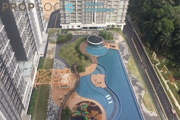 For Rent Condominium at Damansara Foresta, Bandar Sri Damansara Freehold Semi Furnished 3R/3B 2k