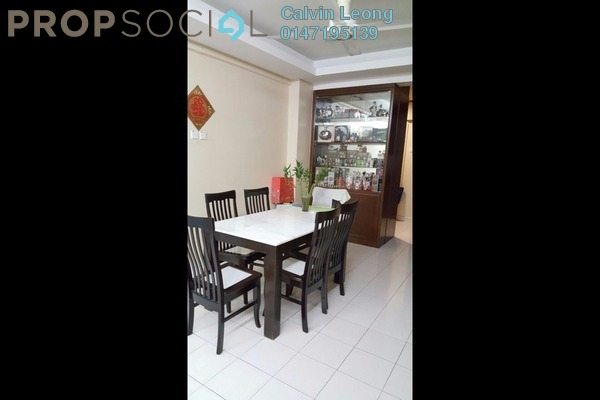 For Sale Condominium at Vista Mutiara, Kepong Leasehold Semi Furnished 3R/2B 530k