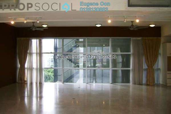 For Rent Condominium at Park Seven, KLCC Freehold Semi Furnished 4R/5B 16k