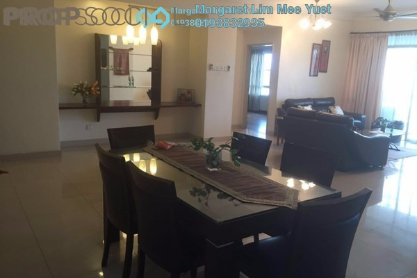 For Rent Condominium at The Boulevard, Subang Jaya Leasehold Fully Furnished 3R/3B 3.5k