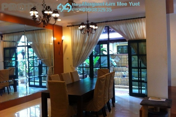 For Rent Bungalow at Tropicana Indah, Tropicana Leasehold Fully Furnished 5R/5B 7.5k