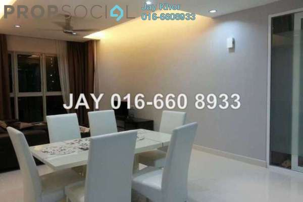 For Rent Serviced Residence at Regalia, Putra Freehold Fully Furnished 1R/2B 2.7k