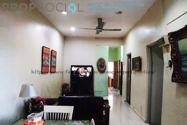 For Sale Terrace at Taman Kota Cheras, Cheras South Freehold Unfurnished 3R/2B 340k