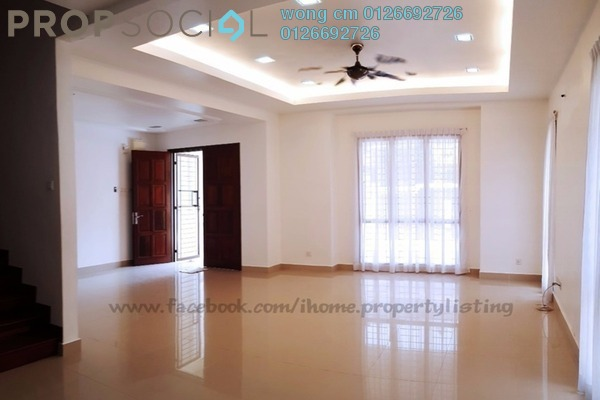 For Sale Semi-Detached at Taman Desa Baru 1, Bandar Sungai Long Freehold Semi Furnished 5R/5B 1.13m