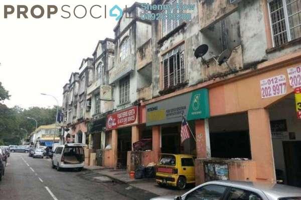 For Rent Shop at Taman Bukit Cheras, Cheras Freehold Unfurnished 0R/0B 2.5k