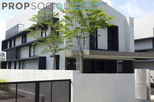 For Sale Bungalow at 20trees West, Melawati Freehold Semi Furnished 5R/7B 3.85m