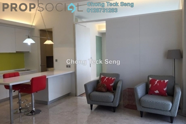 For Rent Serviced Residence at The Signature, Sri Hartamas Freehold Fully Furnished 1R/1B 2.8k