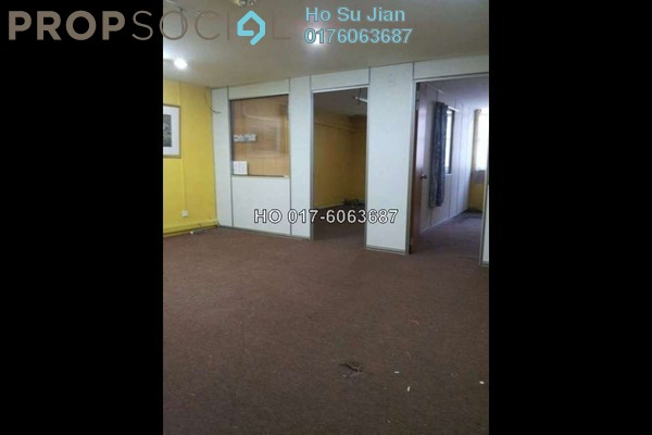 For Sale Office at Cheras Business Centre, Cheras Leasehold Semi Furnished 1R/1B 280k