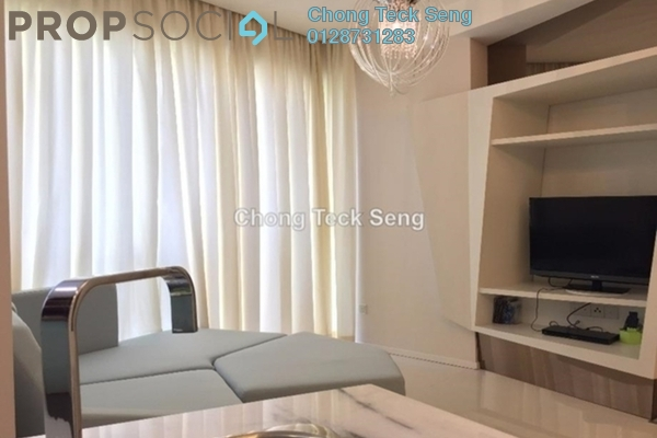 For Rent Serviced Residence at VERVE Suites, Mont Kiara Freehold Fully Furnished 1R/1B 3k