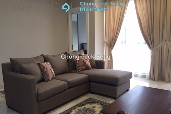 For Rent Condominium at Icon Residence (Mont Kiara), Dutamas Freehold Fully Furnished 2R/2B 4.5k